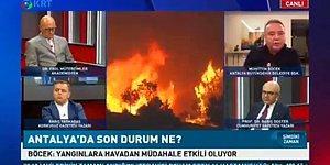 Antalya Büyükşehir Belediye Başkanı Muhittin Böcek: 'AKP'li Siyasiler Helikopterleri Yönlendiriyor'