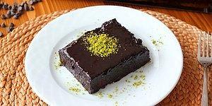 Islak Kek Tarifi: Browni Tadında Islak Kek Yapımı…