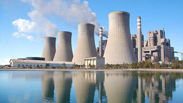 Termik santral, buhar gücüyle çalışan güç santralidir.