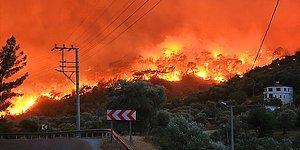Canlı Blog   Türkiye'yi Sarsan Yangınlarda Neler Yaşanıyor?
