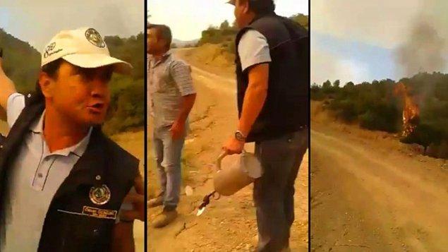 2019 yılında İzmir'de çıkan orman yangınında kullanılan karşı ateş tekniği, linç kültürü nedeniyle tehlikeli bir yana sahip.