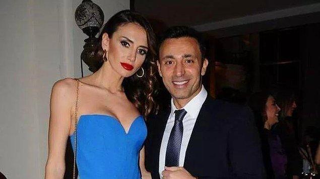 7. Mustafa Sandal, eski eşi Emina Jahović'e nafaka ödemesini geri çekmek için dava açtı!