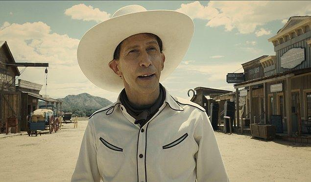 29. The Ballad of Buster Scruggs, 2018