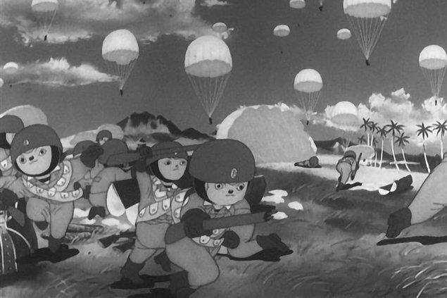 1945: Momotaro, Sacred Sailors – Mitsuyo Seo