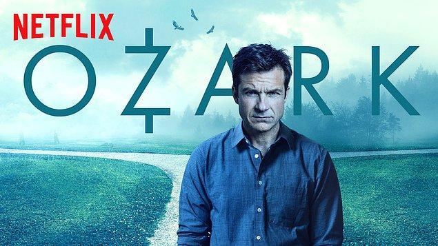 5. Ozark (2017 - ) - IMDb: 8.4