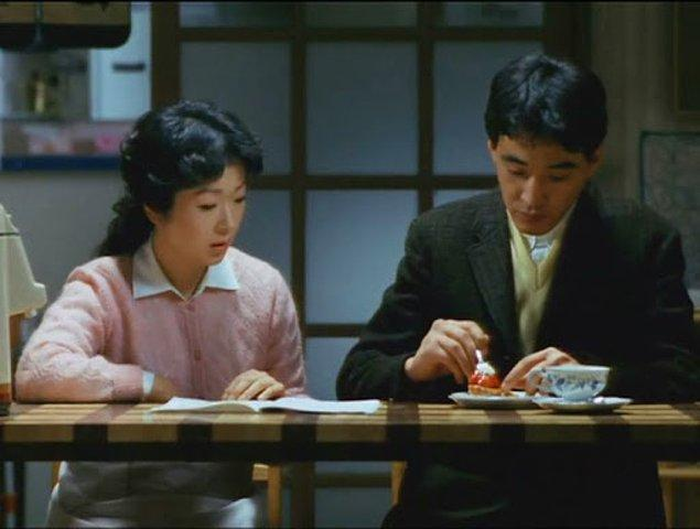 1983: The Family Game – Yoshimitsu Morita