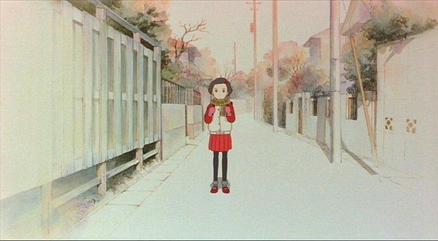 1991: Only Yesterday – Isao Takahata
