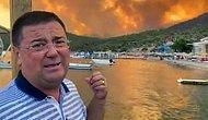 Bakan Yardımcısından Milas Belediye Başkanına: 'Uçaklar Geliyor Fakat Siz Görmüyorsunuz'
