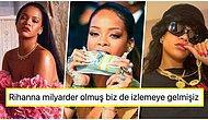Rihanna Dudak Uçuklatan Servetiyle Forbes'un Listesine Girip Müzik Dünyasının En Zengin Kadını Oldu!
