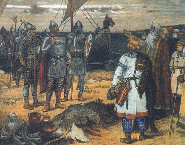 Vikingler Şuan Hangi Ülkede?