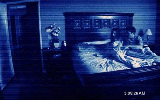 14. Paranormal Activity