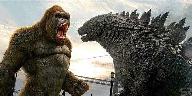 38. Godzilla vs. Kong (2021)
