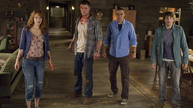 31. The Cabin in the Woods (2012)