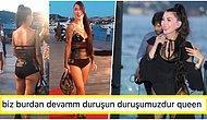 Kendisine Gelen Eleştirilerden Sonra 'Daha Açık ve Cesur Giyineceğim' Diyen Hande Yener Kıyafetiyle Olay Oldu