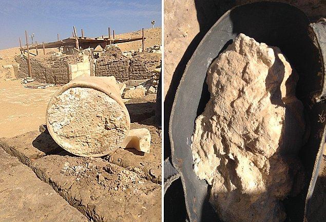 20. dünyanın en eski peyniri (mısır)