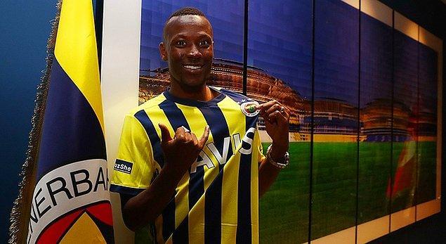 11. Mame Thiam ➡️ Fenerbahçe