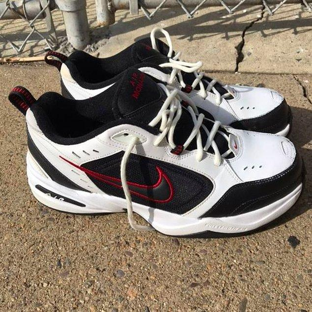5. Nike Monarch spor ayakkabı modellerinin popülerliği her geçen gün arttırıyor!
