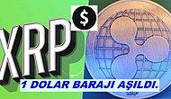 Alemin Gözü Yaşlı! Altıncı En Büyük Kripto Para Birimi Ripple 1 Dolar Barajını Aştı