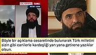 Taliban Sözcüsü Suheyl Şahin'in A Haber'de Türkiye'yi Kardeş Ülke İlan Etmesi Herkesi Sinirlendirdi!