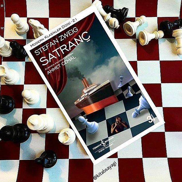 7. Satranç - Stefan Zweig (71 sayfa)