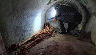 Antik Roma Şehri Pompeii'de Bugüne Kadar En İyi Şekilde Korunmuş İnsan Kalıntısı Bulundu