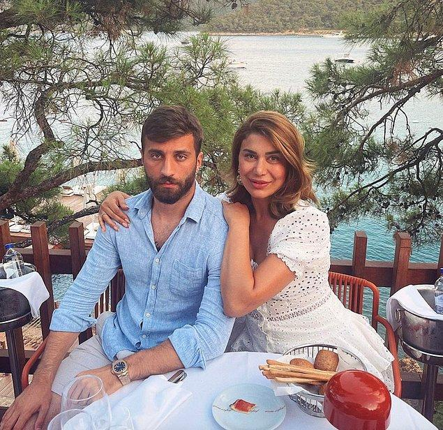Model Ebru Şancı ve futbolcu Alpaslan Öztürk'ü minnoş aile üyeleriyle birlikte sosyal medyadan takip ediyoruz.