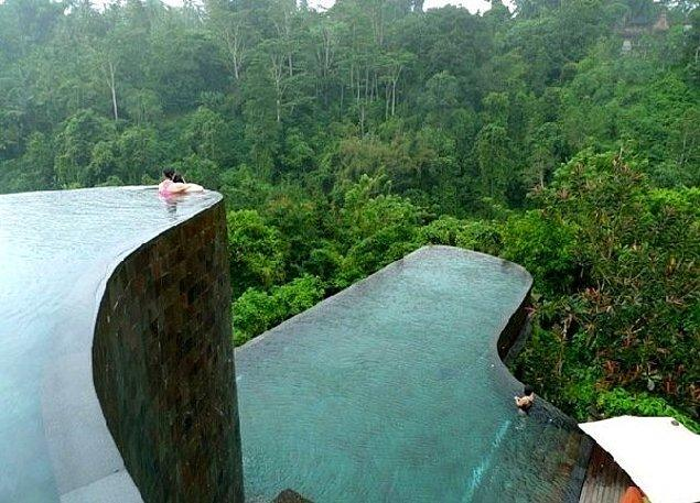 1. Ubud Otel Asma Bahçeler, Bali, Endonezya