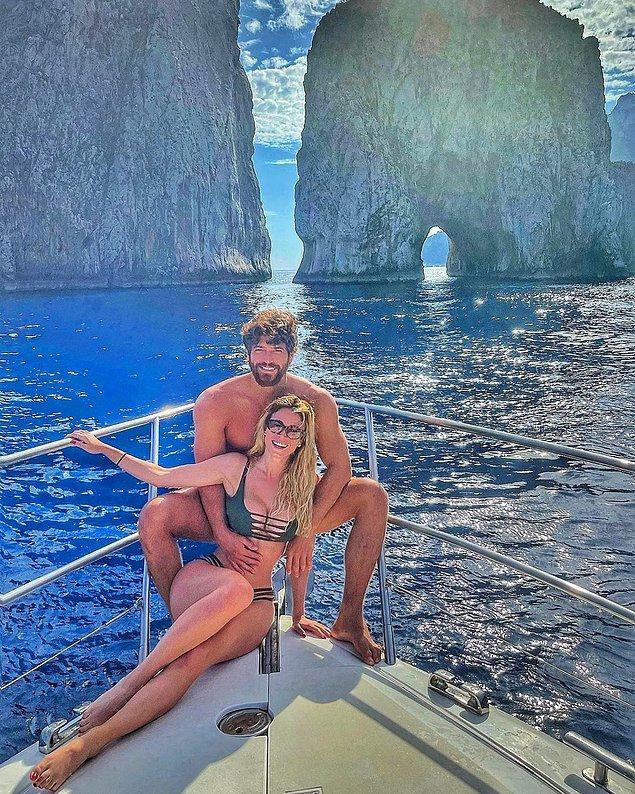 11. Can Yaman ve İtalyan sevgilisi Diletta Leotta'nın ayrıldığı iddia edildi!