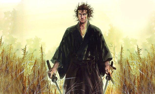 Ünlü samuray Miyamoto Musashi, ölümünden bir hafta önce Dokkōdō'yu yazıyor.