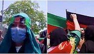 Kadınlar Direnişe Liderlik Ediyor! Afganistan Bağımsızlık Günü'nde Taliban Protestoculara Ateş Açtı...