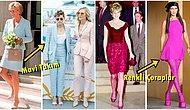 Gönüllerin Kraliçesi Prenses Diana'nın Moda Dünyasındaki Geçmişten Günümüze Süregelen Etkisi
