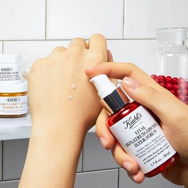 9. Hyalüronik asit ile cildinizi yenileyin.