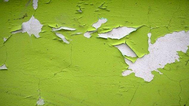 5. Duvar Boyası Yeme Bağımlılığı