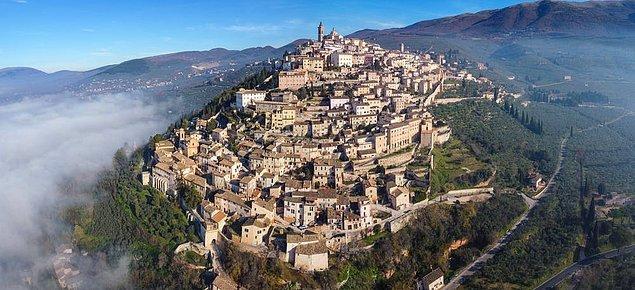 San Marino 2017 yılında Avrupa'nın en az ziyaret edilen ülkesi seçildi.