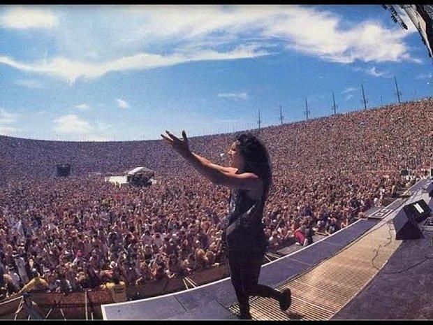 Metallica - Moskova, 1991