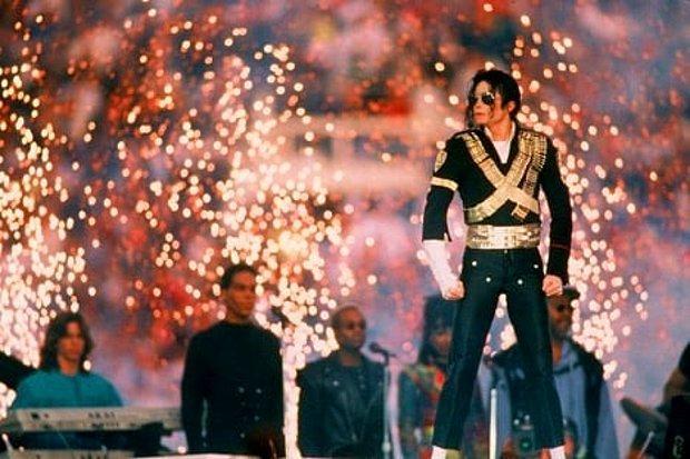 Michael Jackson - Super Bowl, 1993