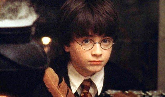 22. Harry Potter'ın gözlüğü.