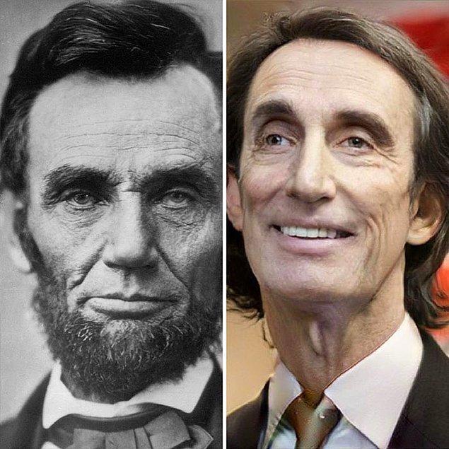 10. Abraham Lincoln
