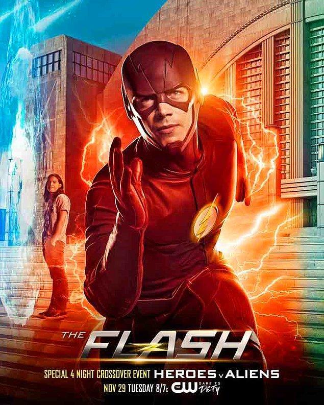 5. The Flash (2014 - ) - IMDb: 7.7