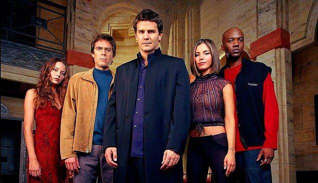 4. Angel (1999 - 2004) - IMDb: 7.9