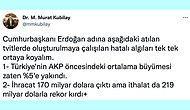 Ekonomist M. Murat Kubilay'ın Hükümetin Ekonomi Algılarını Çürüten Bu Yazısını Okumalısınız