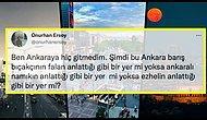 Yaşam Tarzları Değişse de Bıraktığı Hissiyat Hep Aynı! Kütüğünün Değil Ruhunun Ait Olduğu Yer: Ankara