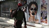 Taliban, Kadınların Yanlarında Erkek Olmadan 2 Gün Seyahat Etmesini ve Müziği Yasakladı...