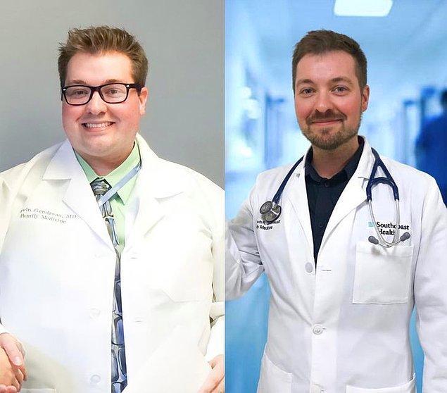 """8. """"18 ayda düşük karbonhidrat ve sıkı çalışma ile 56 kilo verdim. 3 yıldır kendime bakmaya devam ediyorum."""""""