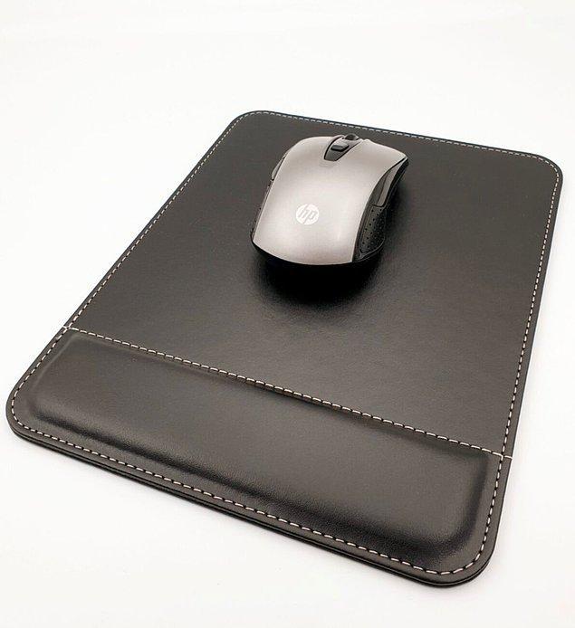 6. Bilek destekli mouse pad ürünleri sayesinde çok daha rahat çalışacağınıza emin olabilirsiniz.