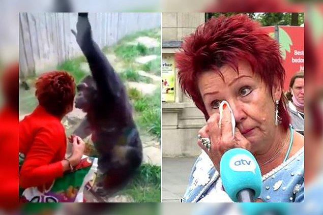 Hayvanat bahçesinin yetkilileri ise kadının uzaklaştırılmasını şu şekilde açıkladı: