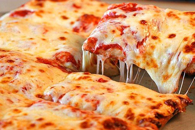 Sicilya Stili Pizza
