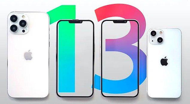Apple'ın Eylül ayında gerçekleştirmesi beklenen lansmanının en çok merak edilen üyeleri şüphesiz ki yeni iPhone 13 ailesi.