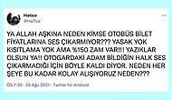 Feriha'nın Ailesinden İki Katına Çıkan Otobüs Fiyatlarına Twitter'da Son 24 Saatin Viral Olan İçerikleri