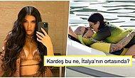 Kourtney Kardashian'ın Aşk Pozları Karşısında Eski Sevgilileri Birbirine Girdi, İfşalar Havalarda Uçuştu!